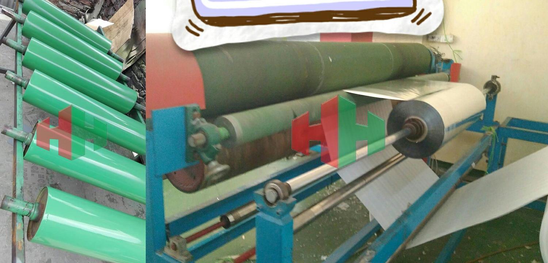Dịch vụ chống dính công nghiệp - chống dính trục Rulo tại Hoàng Hà