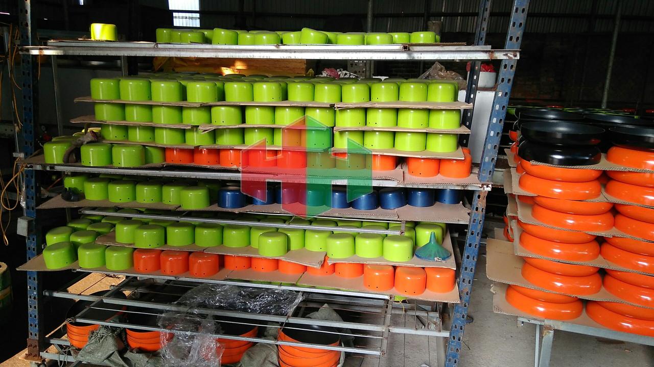 Phủ sơn chống dính chịu nhiệt tại Hoàng Hà